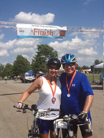 Bike MS: Chesapeake Challenge 2013