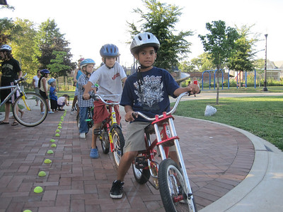 Bike Rodeo - Fairview Park 8/21/09