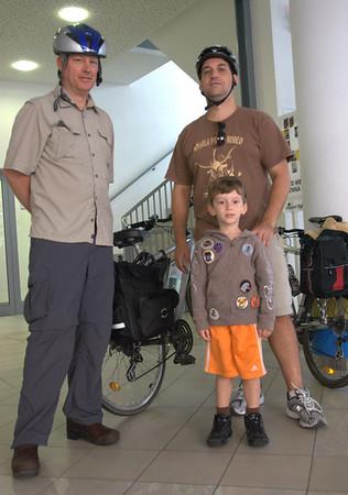 bike trip 2010 austria czech