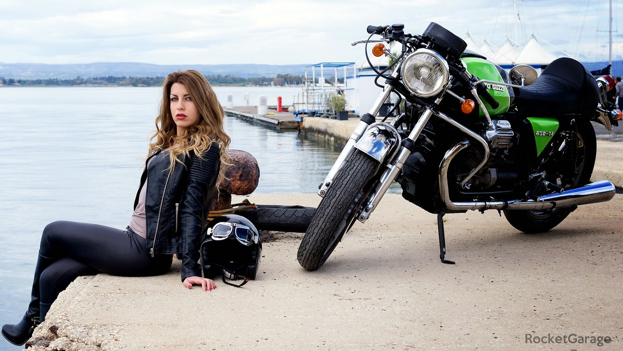 Guzzi Girl RocketGarage-001