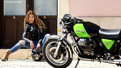Guzzi Girl RocketGarage-002