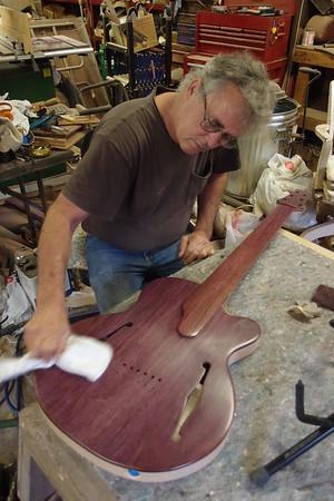 Bill's Bass 2 - Finishing the Job