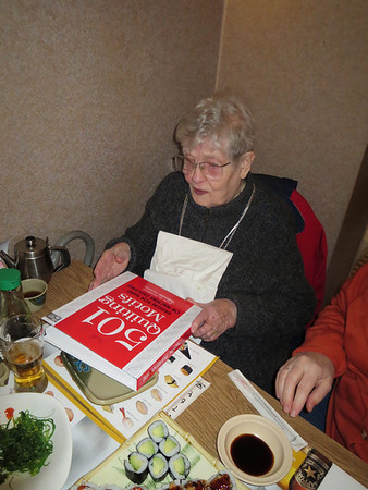 Bills Mom 90th Birthday January 2014
