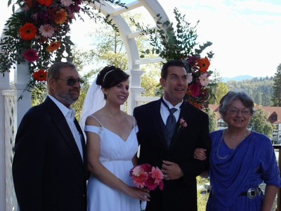 Bill's wedding
