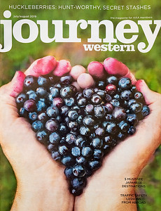 Journey magazine cover June 2019