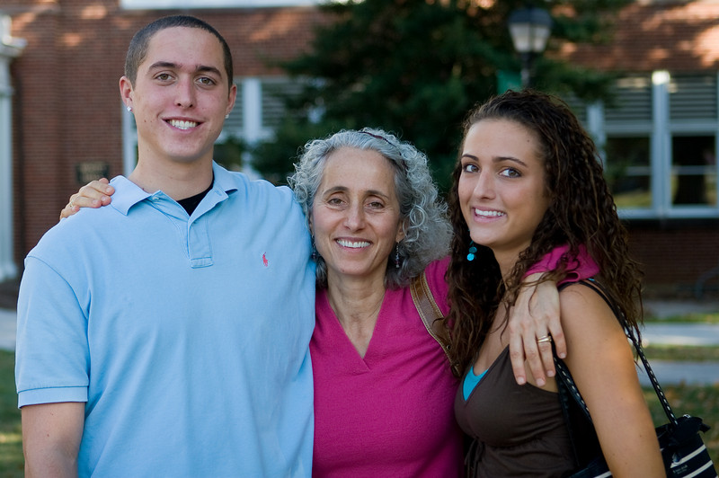 This is my wife Anita, son Chris(Mechanical Engineering at Va Tech), and daughter Alex(Graduated from Radford). They obviously get their looks from their mother.