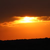 Sunset at Porto Jofre