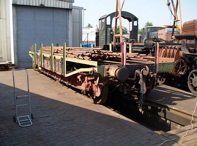 ADW42194 15t 4w Machinery Flat    26/06/10