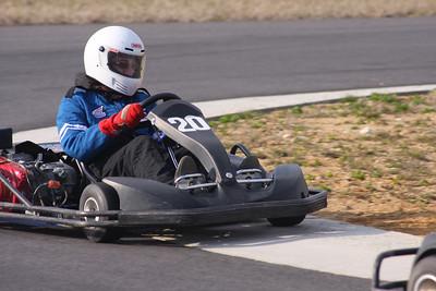 Birthday Karting NJMP 3/09
