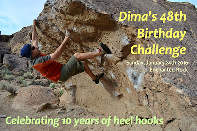 birthday challenge 2016