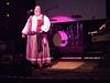 Birthday party and performances for Rudi Columbini. Broadway Studios, San Francisco. Oct 12, 2008<br /> ¥Miss Litz; sings opera