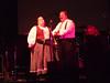 Birthday party and performances for Rudi Columbini. Broadway Studios, San Francisco. Oct 12, 2008<br /> ¥Robert Chase, Miss Litz; sing opera