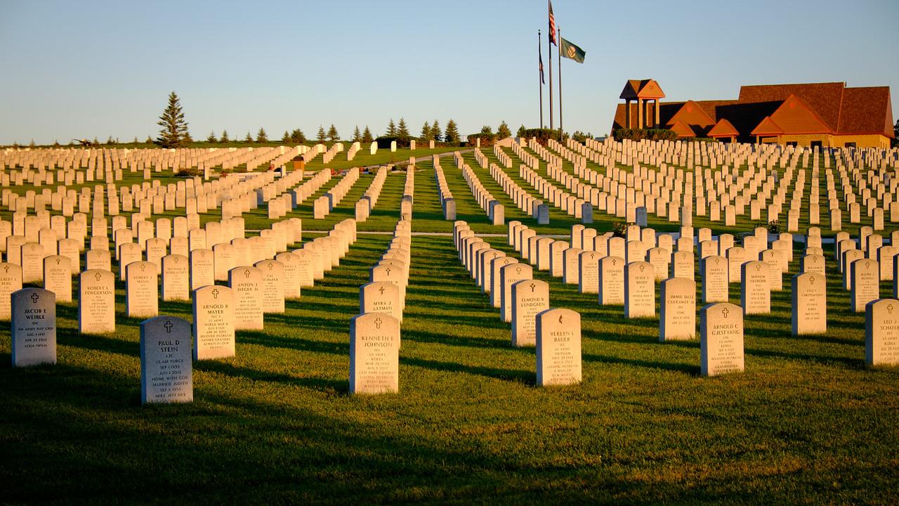 ND Veterans Cemetary