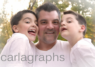 Bivens Boys Love Daddy-