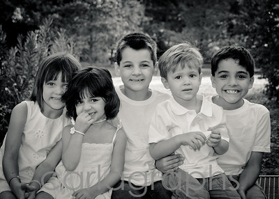 All the Kids! bw-7379