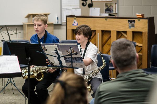 Bjorn Aubrie School Music March 2013