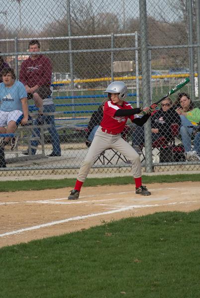 Bjorn Baseball 29 April 2013