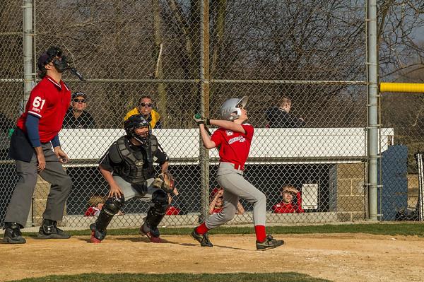 Bjorn Baseball April 2013