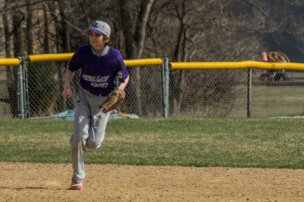 Bjorn Baseball April 2014