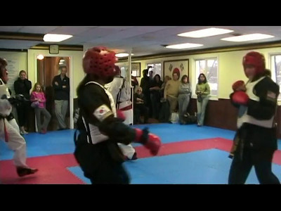 Black Belt Test Jan 2012 Video