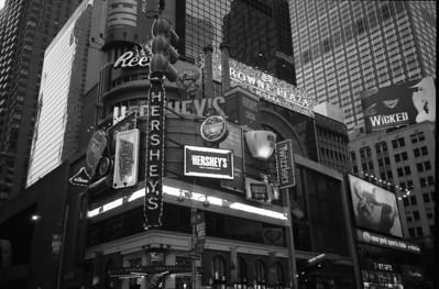 Mid-Town Manhattan