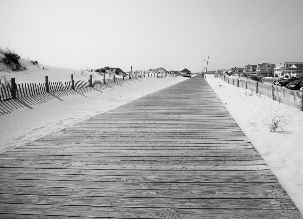 Boardwalk, NJ Shore