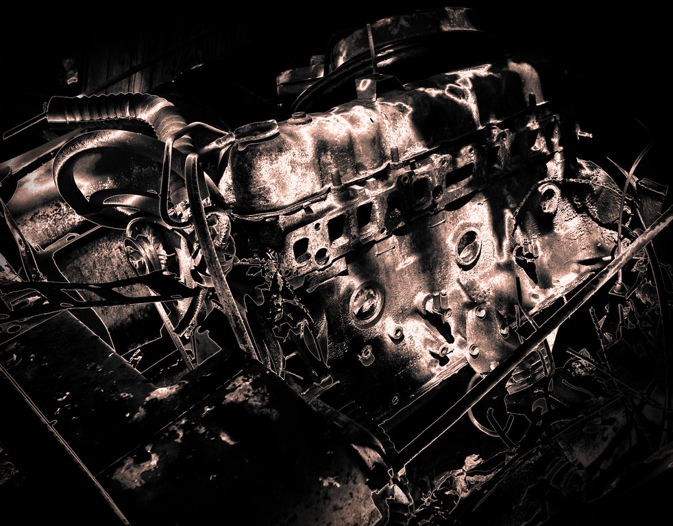 Jeepers Engine Block