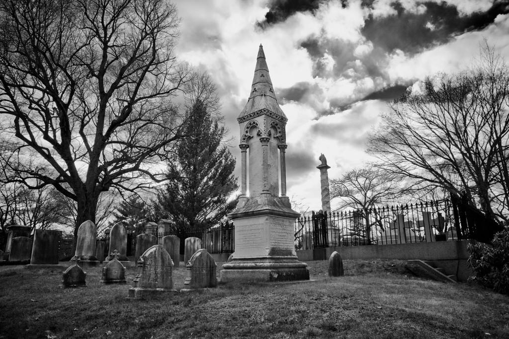 Mount Auburn Cemetery<br /> Cambridge, MA