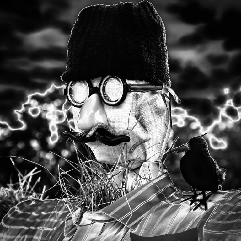 Electric Poe, Scarecrow Edition II