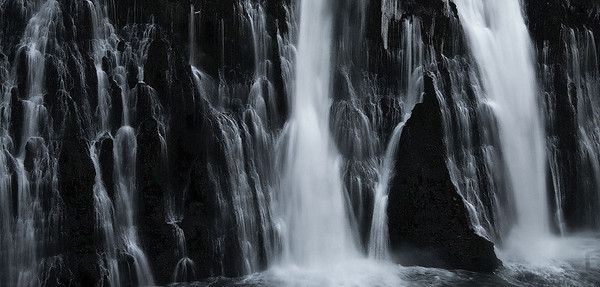 Burney Falls Close up