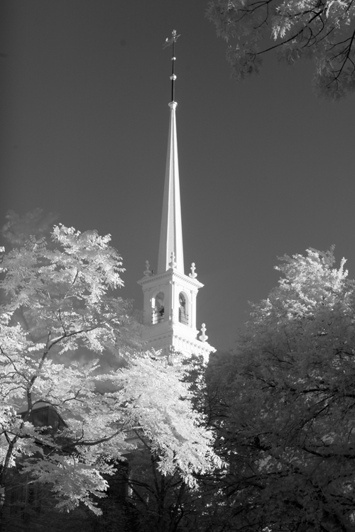 Memorial Church Steeple