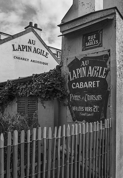 Oldest Caberet in Paris