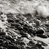 Waves hitting the shoreline - Nature Stock Image by Professional Wildlife Photographer Christina Craft