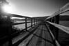 Hudson Pier 2 BW