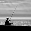 Fishing on the Malecon, Havana, 2009