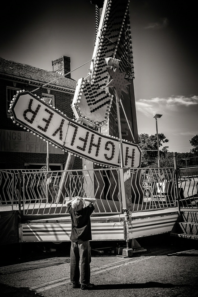 Photographed at the Bellville Street Fair in Bellville, Ohio on September 14, 2013.