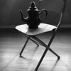 Tea Pot on Little Chair