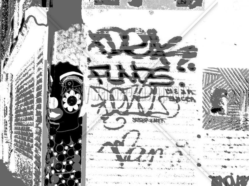 Daisy Graffiti