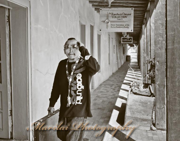 Santa Fe Street Photography
