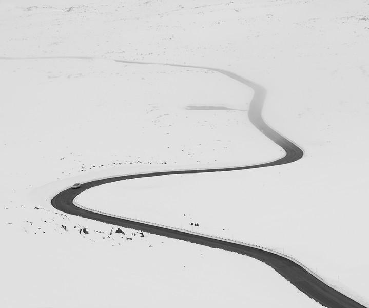 Mauna Kea Snow<br /> (2/8/08)