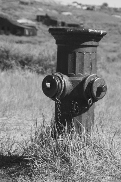 Fire Hydrant in Bodie