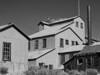 Mine buildings in Bodie, California