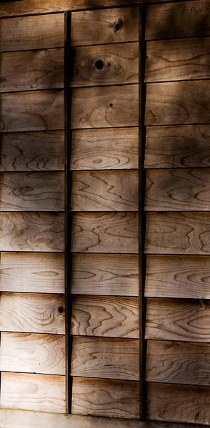 Tea House Wall Study