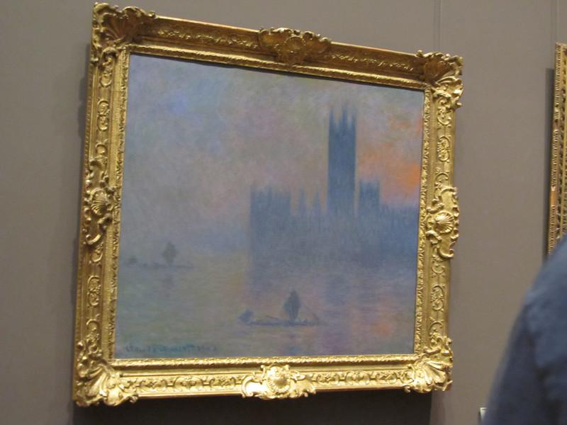 Monet at the MET, New York City July 2012 Copyright Sue Steinbrook