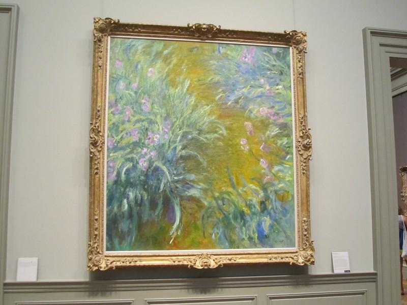 Monet at the MET, NY July 2012