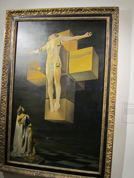 Dali at the MET, New York City July 2012 Copyright Sue Steinbrook