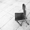 """2011-07-20 I came across this chair today, it seemed sad. It's definitely seen better days.  <a href=""""http://www.jawsnap.net/Daily/year3/11272102_ACXDJ#942054546_tV9DM"""">[last year]</a>"""