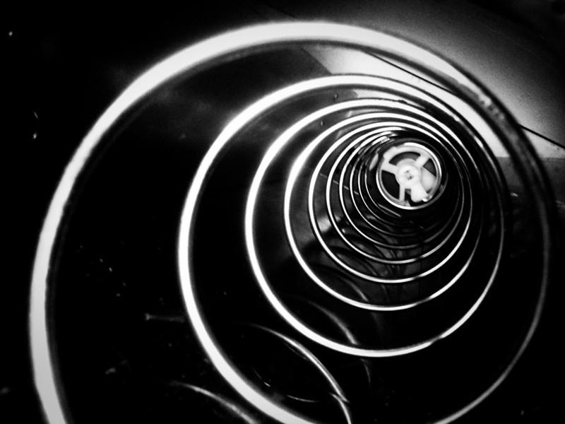 Food-Dispensing Spiral