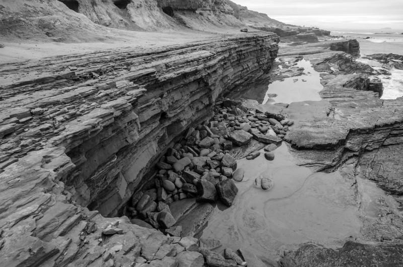 "<span id=""title"">Rocky Coast #1</span> <em>Cabrillo National Monument</em>"