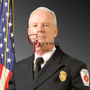 Battalion Chief Clark